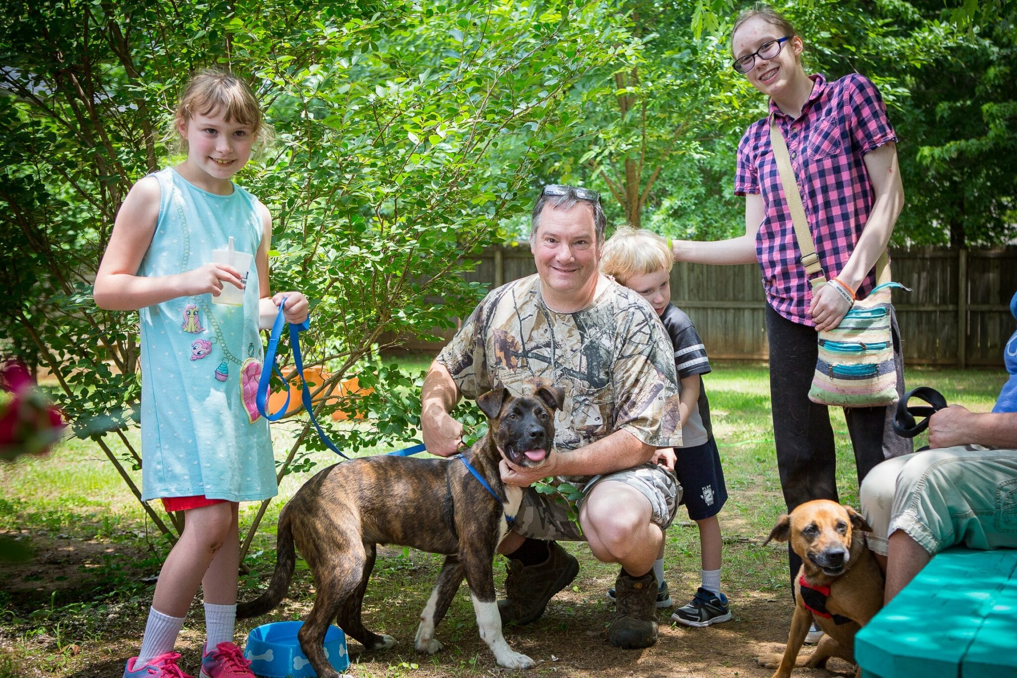 Northwest-Orthodontics-two-Dog-Adoption-2018-1