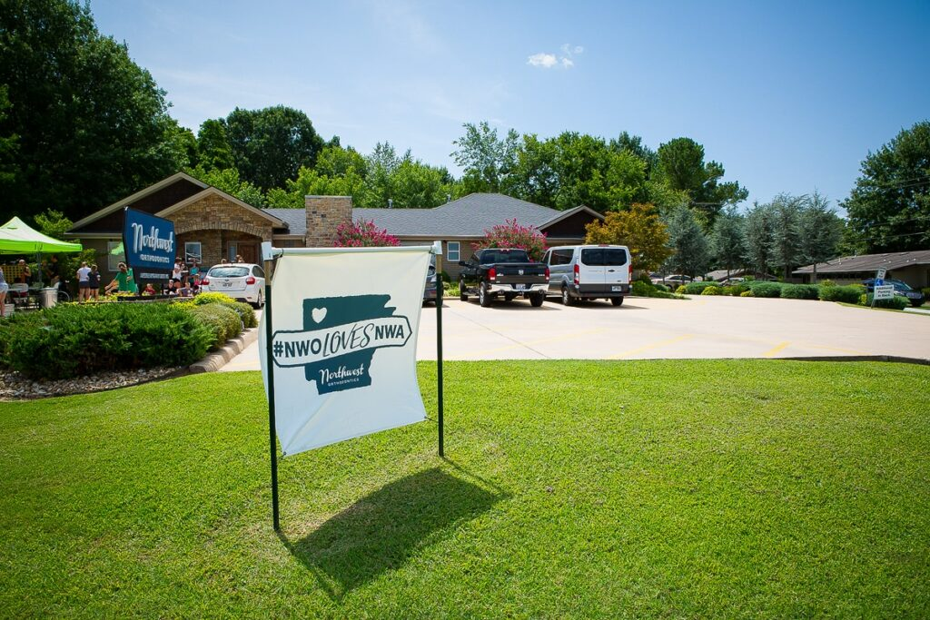 Northwest-Orthodontics-Summer-Party-2018-Braces-in-Fayetteville-Arkansas-10-1024x683  - Fayetteville Orthodontist and Arkansas Orthodontics - Braces and Invisalign in Fayetteville Arkansas, Springdale, Farmington and Northwest Arkansas.